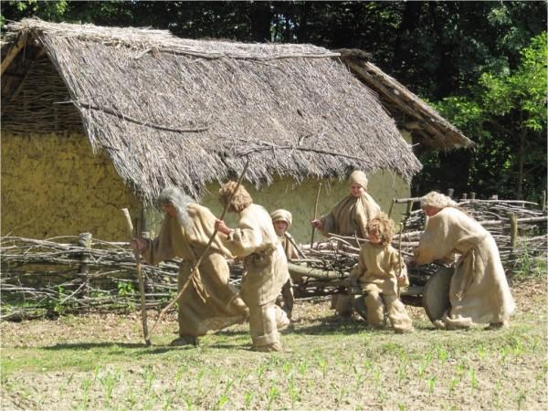 The prehistoric settlement in Razkrižje