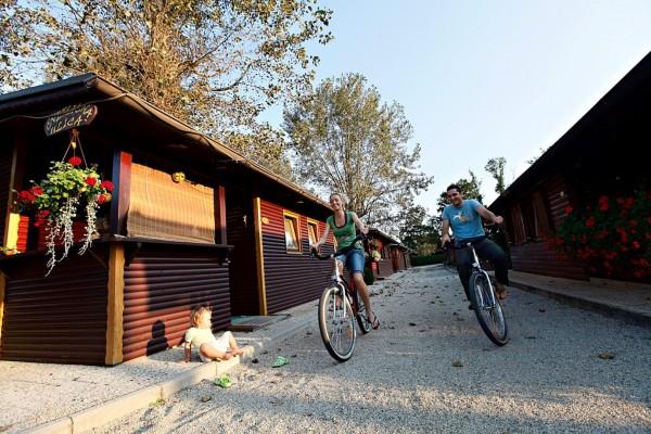 In bici nella Prlekija