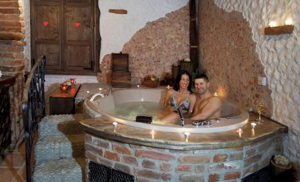 Romantic baths