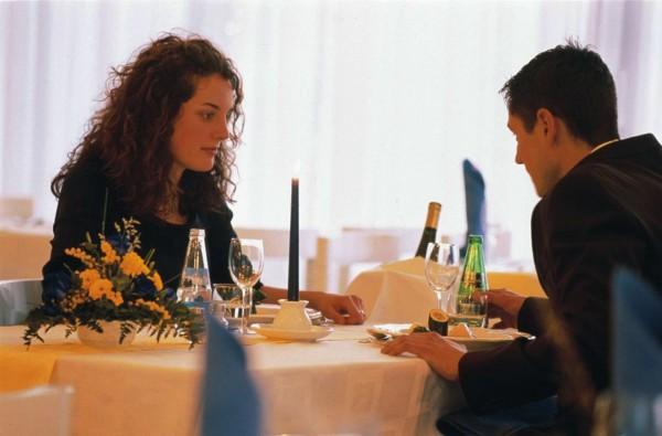 Una cena per due